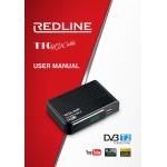 ΕΠΙΓΕΙΟΣ ΔΕΚΤΗΣ REDLINE T10 DVB-T2 H26
