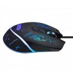 Gaming ενσύρματο ποντίκι WEIBO WB-915 black